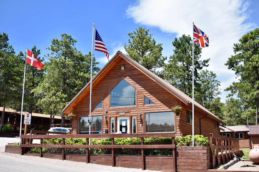 ... Rapid City And Mt. Rushmore, Allowing Our Guests To Conveniently Travel  Throughout The Beautiful Black Hills Area While Using The Resort As A  Central ...