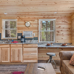 Forest View Cabin