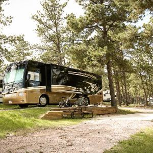 Full RV Site 3